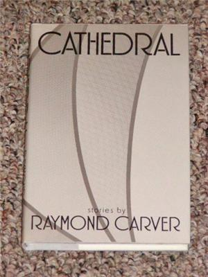 a contrast of imagery and symbolism in raymond carvers the cathedral In the case of carver's short story, the symbol of a cathedral - and cathedrals have never meant much to carver - is the stimulus that ultimately brings the main characters in his work closer together.